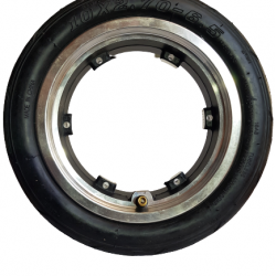 Wheel disc 10 inch  SPEEDWAY 5 (with a tyre)