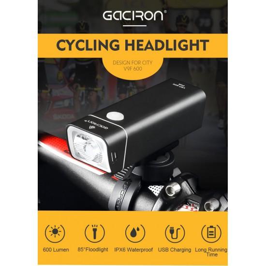 HEADLAMP Gaciron V9FP-600