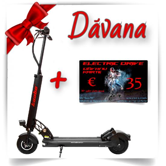 Kaabo Skywalker 8H + GIFT CARD 35€